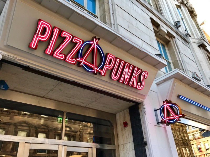 Pizza Punks (Glasgow) : Review