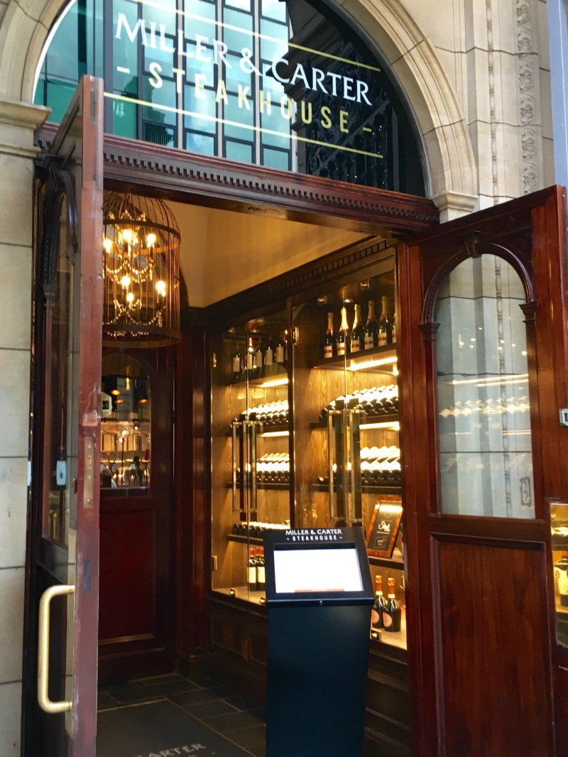Miller & Carter Steakhouse (Glasgow) : Review