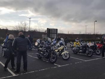 Bikes Against Bullies UK : Outside Photo 5