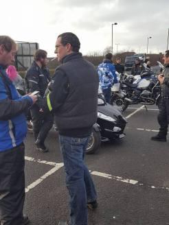 Bikes Against Bullies UK : Outside Photo