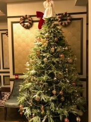 Boclair House Hotel Christmas Tree