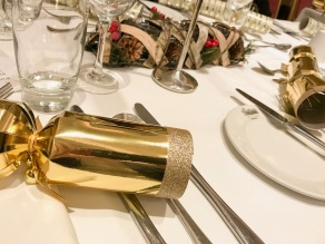 Boclair House Hotel Table Decorations