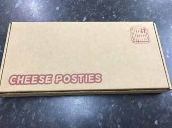 Cheese Postie : Package
