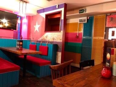 Poco Havana Glasgow : Inside
