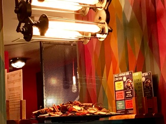 Poco Havana Glasgow : Lights