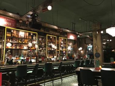 Revolution de Cuba : Inside Bar