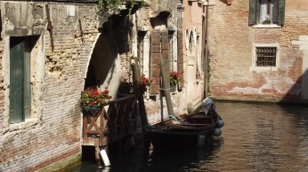 Venice Italy : Canal View 2