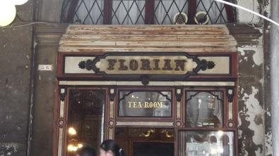 Cafe Florian : Sign