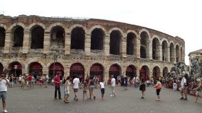Verona Italy : Verona Arena