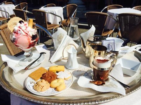 Cafe Florian : Snacks