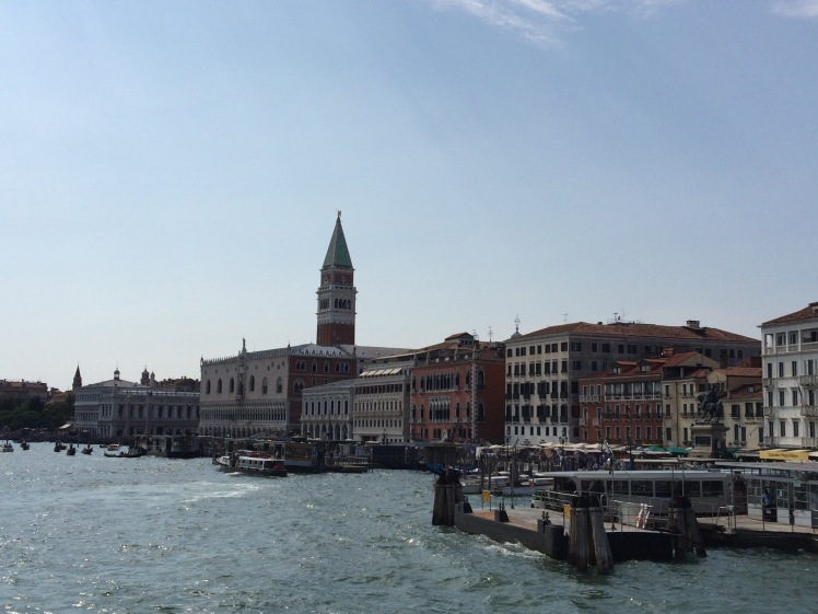Venice Italy Lagoon View