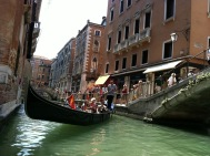Venice Italy : Gondola 2