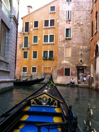 Venice Italy : Gondola 1