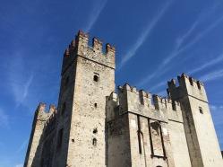 Verona Italy : Castle
