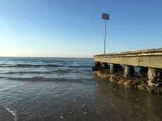Lido Di Jesolo : Sea Sunrise