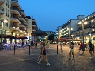 Lido di Jesolo Italy : Street Life