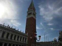 Venice Italy : St Mark's Campanile Campanile di San Marco