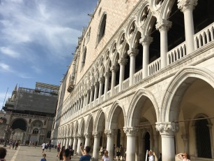Venice Italy : St Marks Square 4