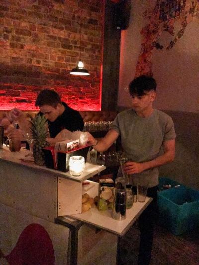 Social and Cocktail Bar
