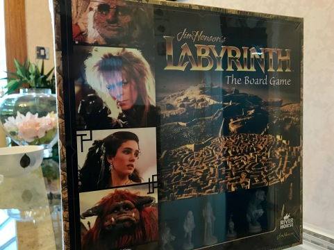 Labyrinth Game : Packaging