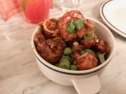 Glasgow Bloggers Meet up : gobi manchurian