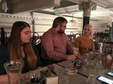 Glasgow Bloggers Meet up : Amy Chris and Evy