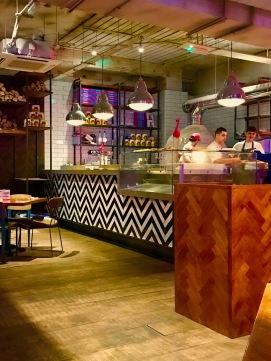 Pizza Punks Glasgow : Kitchen
