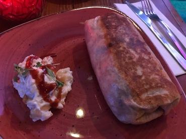 Poco Havana Glasgow : Burrito