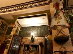 Paradise Persian Restaurant : Inside