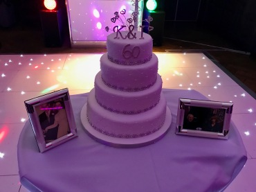 Glasgow Blysthwood Square Hotel : Cake