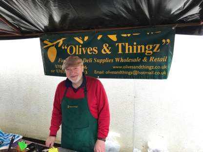 Lomond Shores : Olives and Thingz Tom