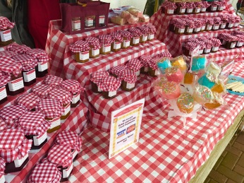 Lomond Shores : All Things Nice Food Stall