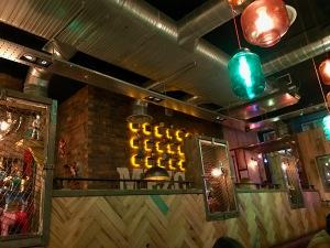 Topolabamba Glasgow : Inside 1