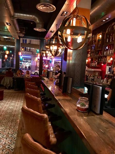 Topolabamba Glasgow : Inside Bar