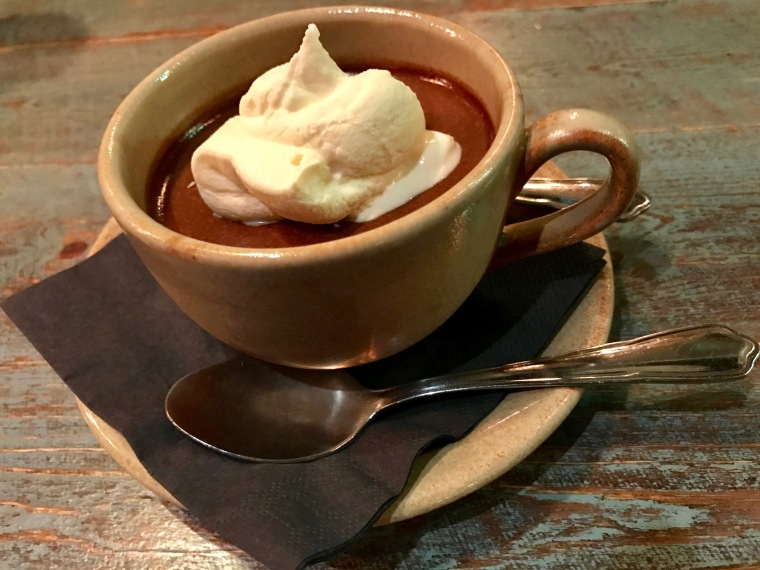 Topolabamba Glasgow : Mexican Chocolate Cup