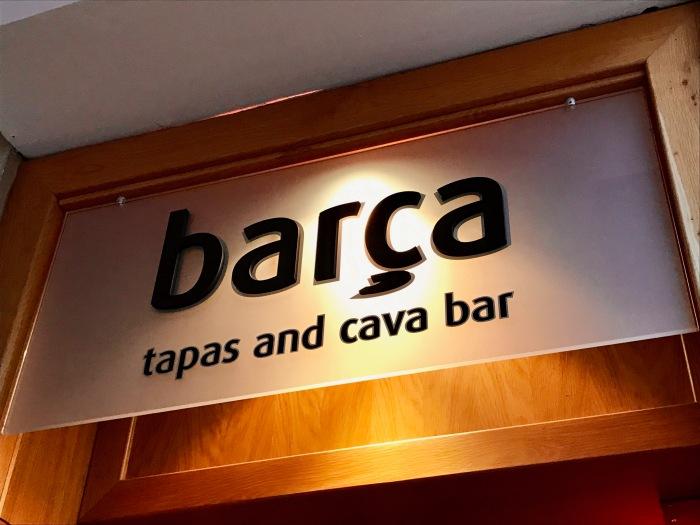 Barca (Glasgow) : Logo