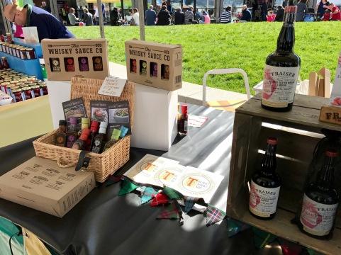 Lomond Shores Spring Fest : Fraiser's of Scotland 2