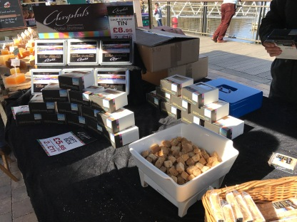 Lomond Shores Spring Fest : Chrystals Shortbread 1