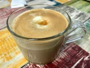 The Little Coffee Shop Dumbarton : Coffee