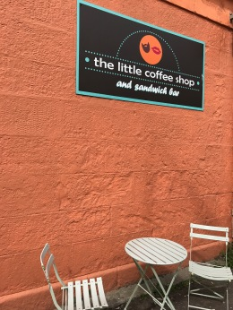 The Little Coffee Shop Dumbarton