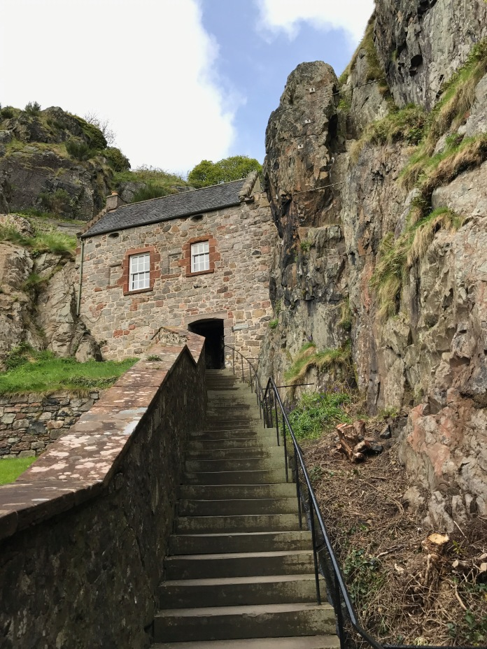 Dumbarton Castle : 9