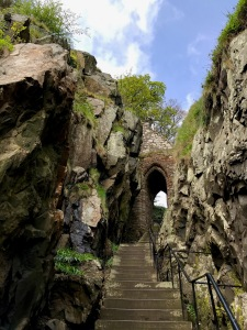 Dumbarton Castle : 8