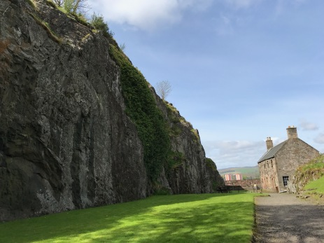 Dumbarton Castle : 7