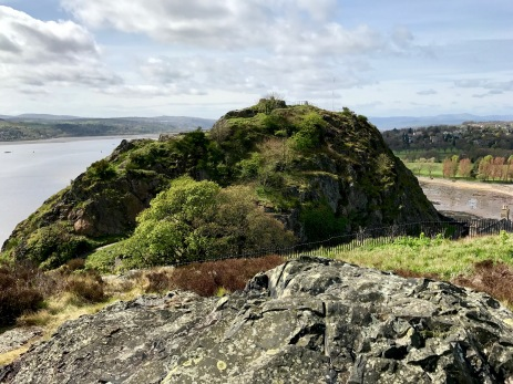 Dumbarton Castle : 3