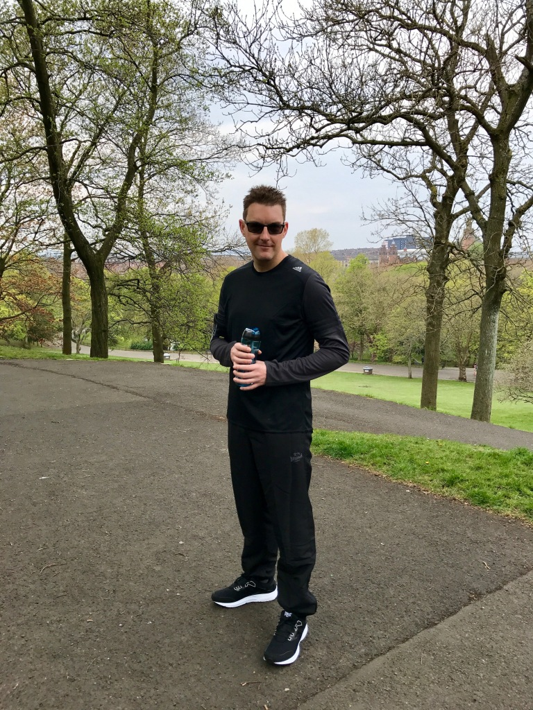 Kris Munro Running Outfit