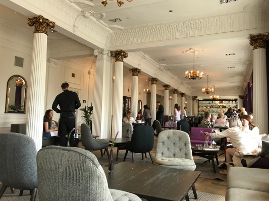 Blythswood Square Hotel : Inside 1