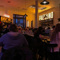 Paesano Pizza (West End) : Inside