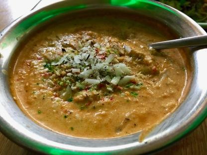 Charcoals : Chicken Korma