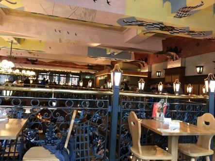 Bavaria Brauhaus : Inside 1