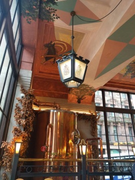 Bavaria Brauhaus : Inside 2